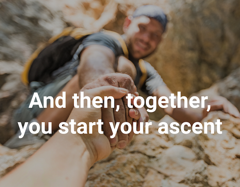 for individuals__for individs pg_then together start ascent