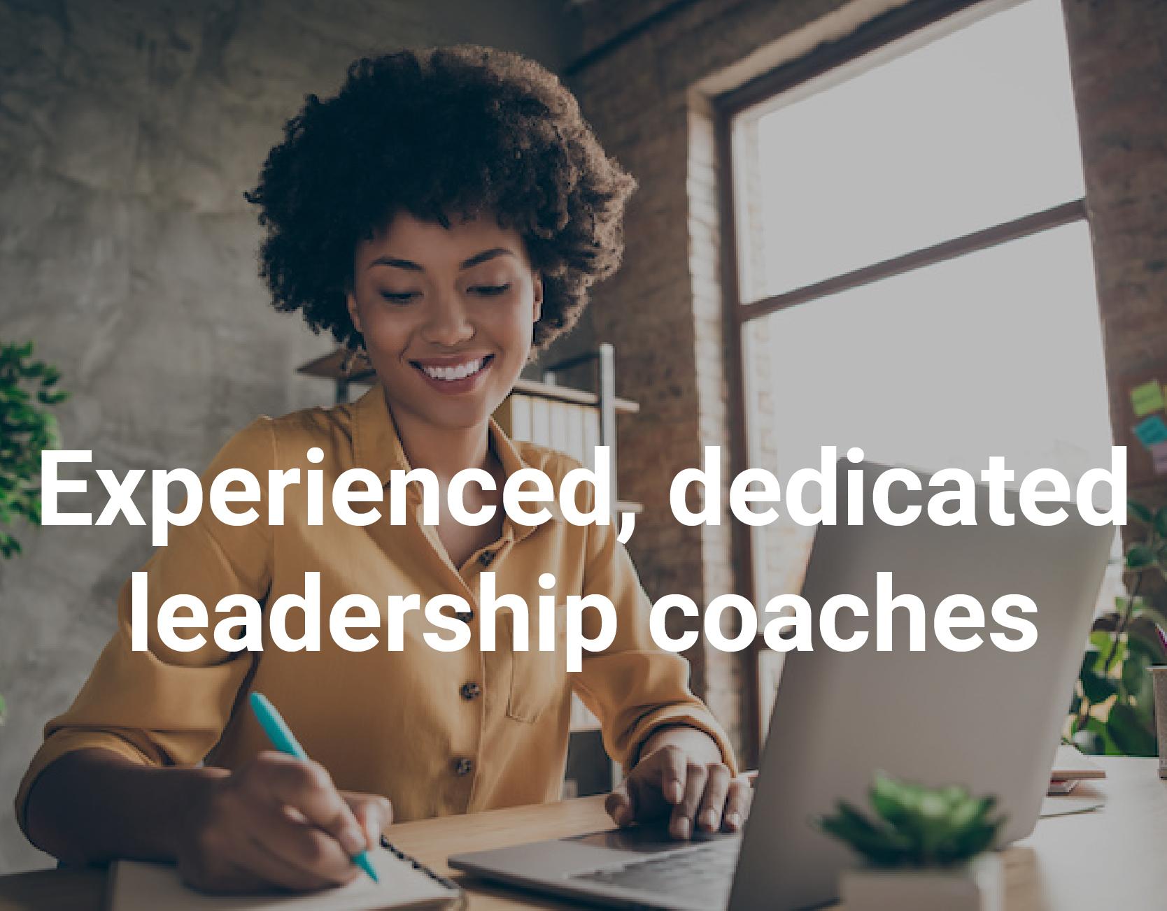 professional coaching image